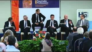 XI Convegno Nazionale ANC - Pacchetto Professioni - prima parte