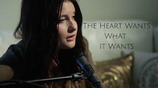 The Heart Wants What It Wants - Selena Gomez (Savannah Outen Live Acoustic Cover)