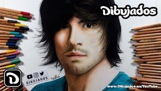 getlinkyoutube.com-Como Dibujar un rostro realista con lapices de colores - Dibujados