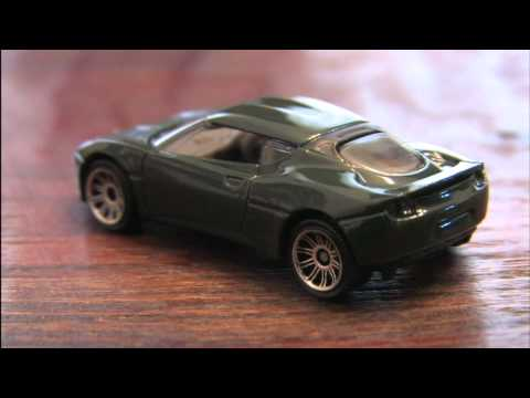 CGR Garage - LOTUS EVORA Matchbox Car review