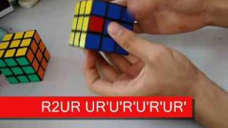 getlinkyoutube.com-[Bước 3: Giải tầng 3 (p2) ] Hướng dẫn giải rubik 3x3 (phần 4)