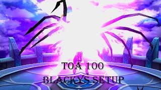 ToA hard stage 100 + legendary summon