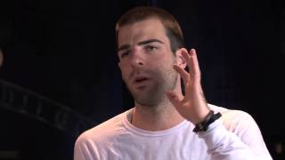 getlinkyoutube.com-Zachary Quinto -- 20th Anniversary Interview