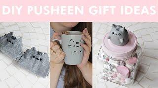 getlinkyoutube.com-DIY Pusheen Gift Ideas | LDP
