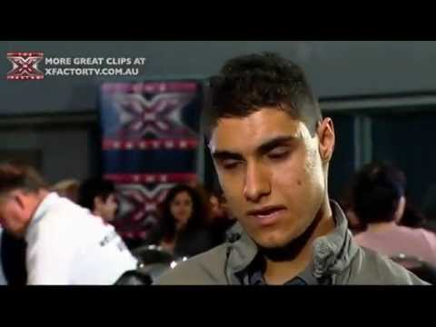 Emmanuel  Kelly The X Factor 2011 Audition