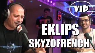 Eklips - Skyzofrench : Booba, Rohff, Soprano...