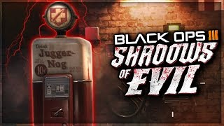 JUGGERNOG ON ROUND 1! Black Ops 3 Zombies Tips & Tricks For BO3 On Shadows Of Evil (BO3 Zombies)
