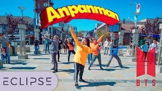 [KPOP IN PUBLIC] BTS (방탄소년단)   ANPANMAN Full Dance Cover At SF Japantown [ECLIPSE]