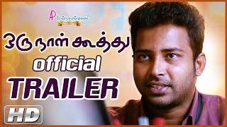 getlinkyoutube.com-Oru Naal Koothu Official Teaser | Trailer | 2015 | Dinesh | Mia George | New Tamil Movie Trailers