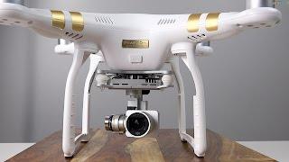 getlinkyoutube.com-DJI Phantom 3 Pro, 4K Drone! - 5 Awesome Features!