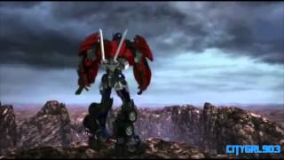 getlinkyoutube.com-Optimus Prime - Superhero