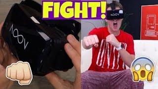 getlinkyoutube.com-I tried Virtual Reality...and OMG!