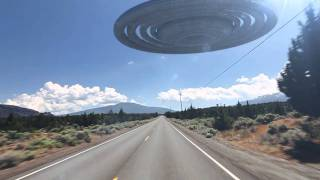 getlinkyoutube.com-HOLY SHIZ! Backroad UFO Encounter