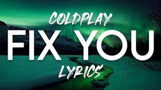 getlinkyoutube.com-Coldplay - Fix You Lyrics