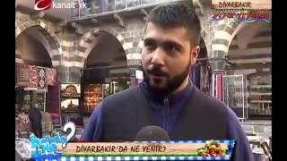 Diyarbakır'da ne yenir? Diyarbakırlılar cevaplıyor.