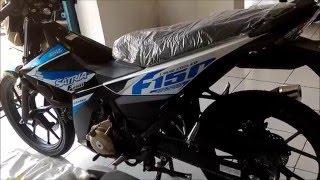 getlinkyoutube.com-Suzuki Satria F150 FI vlog