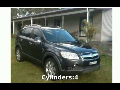 2007 Holden Epica Turbo Diesel - Features