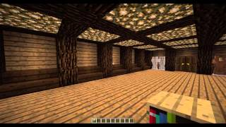 getlinkyoutube.com-Minecraft แข่งสร้าง #1 สร้างบ้านแบบไทยๆ