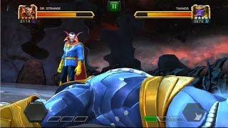 getlinkyoutube.com-Thanos Final Boss Battle! | Marvel Contest of Champions