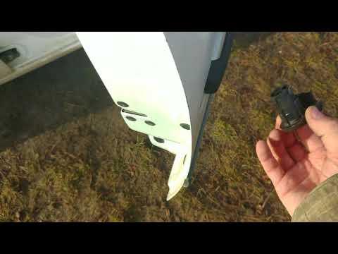 Ремонт дверной ручки renault kangoo