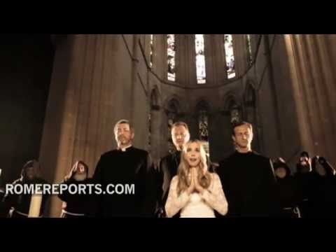 Priests named finalists to represent Germany in Eurovision 2013 with Gregorian hymn