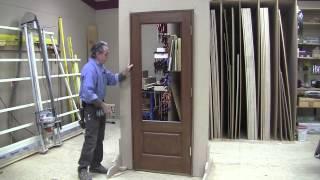 getlinkyoutube.com-Installing ProblemFree Prehung Doors