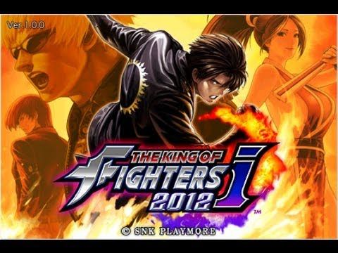 THE KING OF FIGHTERS i 2012 - iPhone/iPod Touch/iPad - HD Tutorial Trailer