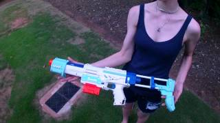 Draculina's First Nerf Mod, The Boreas CS-12