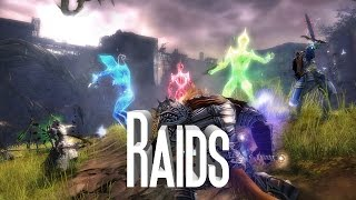 Guild Wars 2: A Chill Talk About Raids