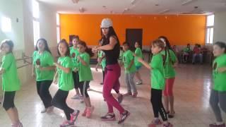 getlinkyoutube.com-رقصة زومبا هي زومبا ها