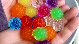 getlinkyoutube.com-Jumbo Water Ballz , Polymer Balls