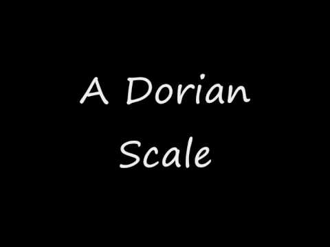 A Dorian Mode/Scale - Groovy Backing Track (FREE mp3!)