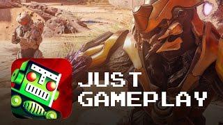 getlinkyoutube.com-Halo 5: Guardians - Covenant Small Talk [1080p HD 60fps]