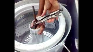 getlinkyoutube.com-Desmontando lavadora brastemp 10 kg para revisão