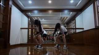 getlinkyoutube.com-BTS - DOPE by Sandy&Mandy dance cover
