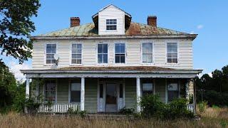 getlinkyoutube.com-ABANDONED VIRGINIA #8 - My Childhood Home