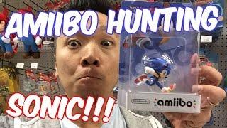 getlinkyoutube.com-Gots Sonic Now - Amiibo Hunting