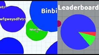 getlinkyoutube.com-Agar.io Team Mode - Revenge