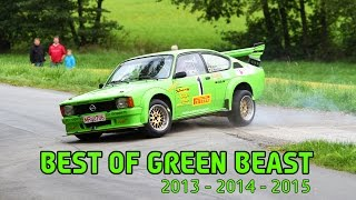 getlinkyoutube.com-Best of Koch /Assmann - Opel Kadett C-Coupe -  by Rallyemedia.de