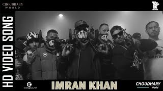Imran Khan - GANGSTER ( Official Music Video ) New Punjabi Song 2017