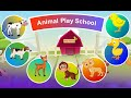 Animals and Their Young Ones | Baby Animals of Lion, Dog and Many more | Surprise Egg