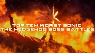 getlinkyoutube.com-Top Ten Worst Sonic the Hedgehog Boss Battles