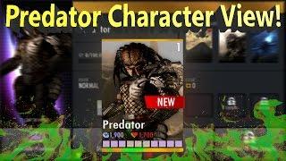 Predator Review! Injustice Gods Among Us [SMC]