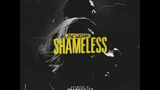 getlinkyoutube.com-The Weeknd - Shameless cover/Instrumental by KyHeezie