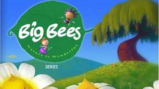 getlinkyoutube.com-Big Bees All 40 Nursery Rhymes By Reliance Animation In HD