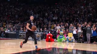 getlinkyoutube.com-Zach Lavine vs Aaron Gordon - Dunk Contest 2016