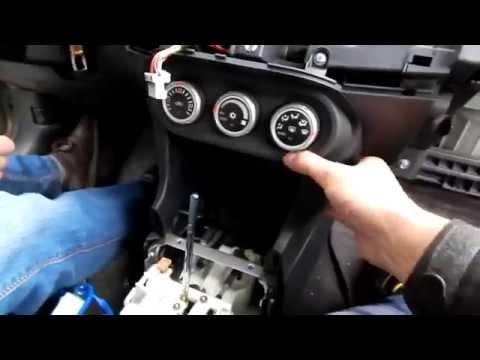 AUX и спорт режим на вариаторе LANCER 10.