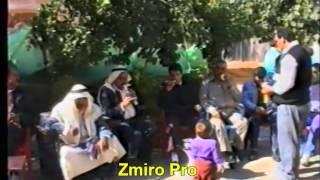 قلنسوة ابو حسين الزمار في ضيافة الحاج ابو سامي خطيب قلنسوة 1992