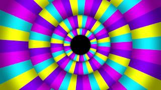 getlinkyoutube.com-Circles Stripes Colors - Motion Background Free HD