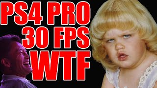 Sony: PS4 Pro Held Back by PS4 Parity - WTF: Why Buy The PS4 PRO?